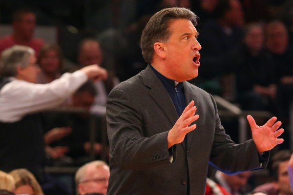 Steve Lavin (USA Today Images)
