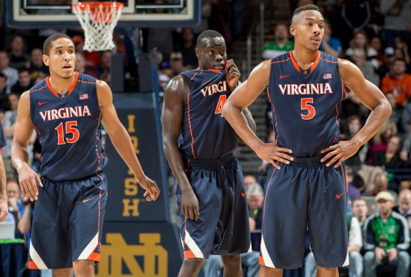 Virginia Came Through in the Clutch on Saturday at Notre Dame (USA Today Images)