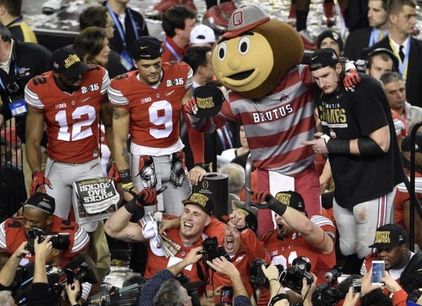 Ohio State Capped Off a Great College Football Playoff (USA Today Images)