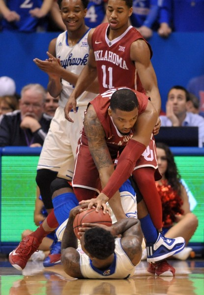 The Big 12 Will Remain a War Zone For Most of the Season (USA Today Images)