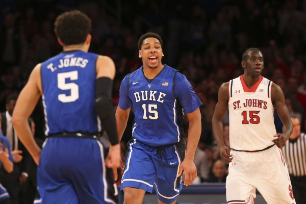 After Sunday's Celebration, No Rest This Week for the Blue Devils (USA Today Images)