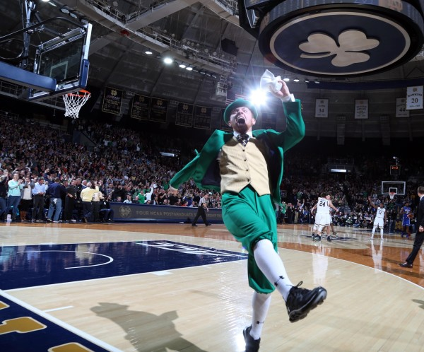 Irish Eyes Were Smiling Wednesday Night (USA Today Images)