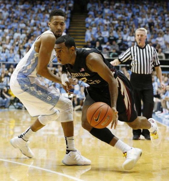 Xavier Rathan-Mayes Exploded for 35 Points in the Smith Center on Saturday. (AP Photo / Ellen Ozier)