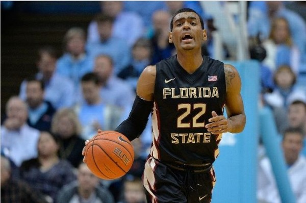 Florida State's Xavier Rathan-Mayes explode for 35 points in Chapel Hill on Saturday. (Photo: Grant Halverson / Getty Images)