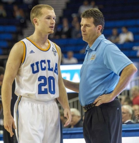 With UCLA On A Five-Game Slide, The Alford Family Is Firmly In The Sights of UCLA Loyalists (AP Photo)