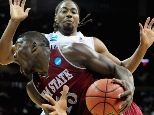 New Mexico State would be a unique #16-seed. [Getty Images]