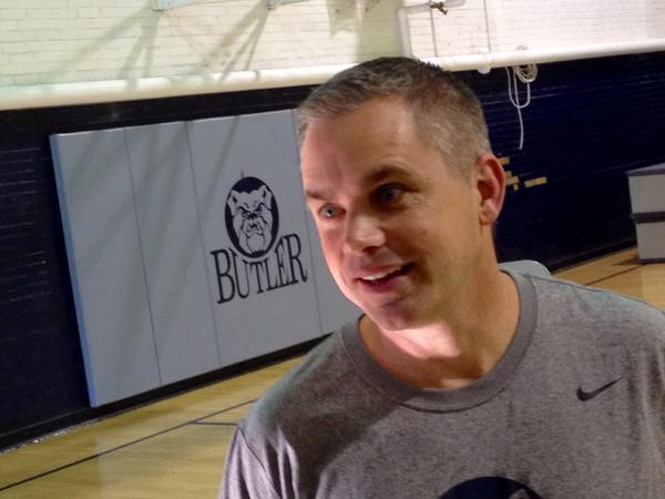 Butler's Chris Holtmann Has Gotten the Butler Way Back in Action (USA Today Images)