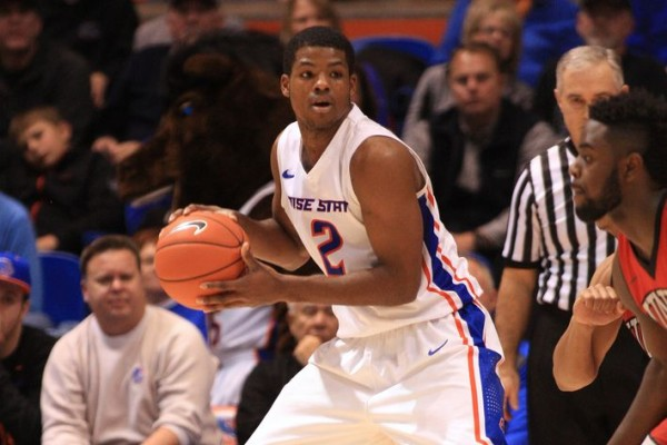 Star guard Derrick Marks helped lead Boise State to a stellar week. (Brian Losness-USA TODAY Sports)