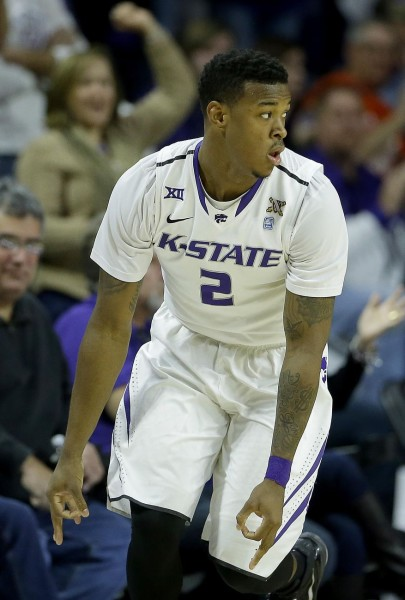 It's not hard to look for the key to K-State's 4-1 start: Marcus Foster. (AP/Charlie Riedel)