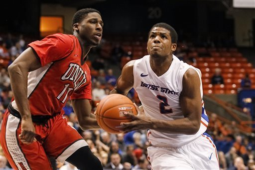 Derrick Marks Has Always Been A Good Scorer, But He's Taken His Game Up A Level As A Senior (AP Photo)