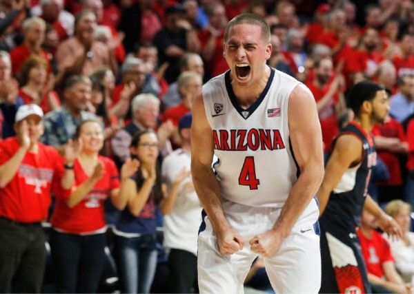 T.J. McConnell And The Wildcats Issued A Serious Statement In Their Win Over Utah on Saturday (Rick Scuteri, AP Photo)