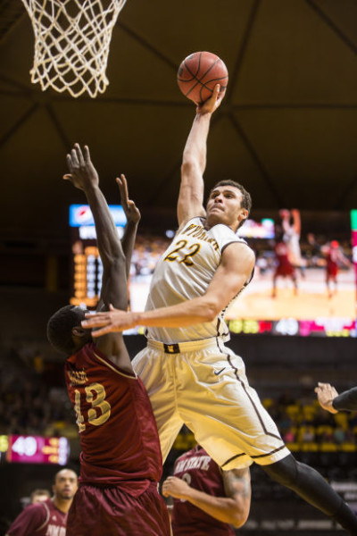 Larry Nance and Dunk Town Laramie Sit Atop The Mountain West Standings (Ryan Dorgan, Star-Tribune)
