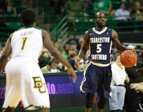 Charleston Southern's diminutive point guard put up enormous numbers last week. (csusports.com)