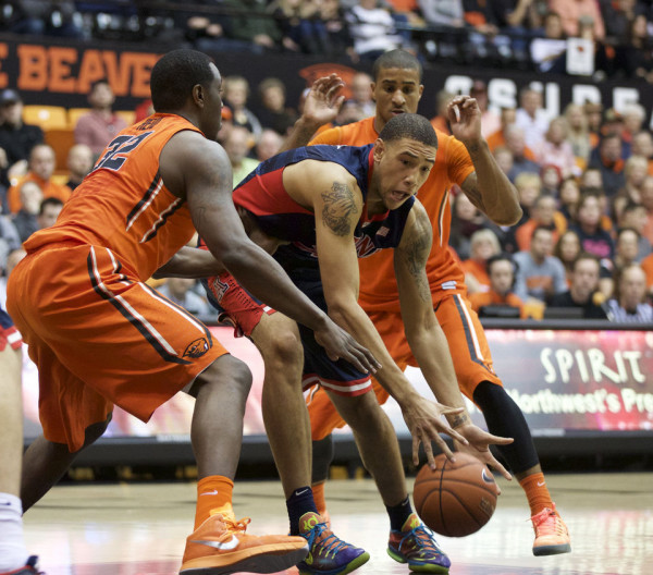 Behind Their Tough Defense, Oregon State Continues To Exceed Everyone's Expectations (Randy Rasmussen, The Oregonian)