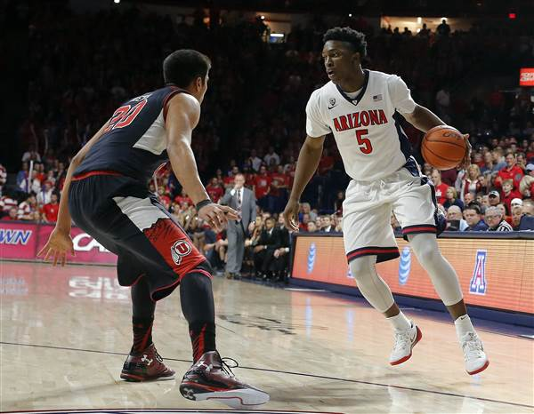 With Stanley Johnson Just Beginning To Reach His Potential, Arizona's Upside Is Staggering (Rick Scuteri, AP Photo)