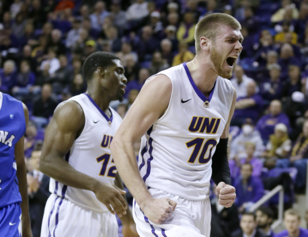 Seth Tuttle and the Panthers have what it takes to beat Wichita State. (AP Photo/Charlie Neibergall) )