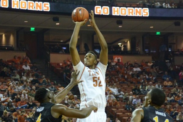 Texas has a team good enough to dethrone Kansas, but it could depend on the play of Myles Turner. (USA Today)