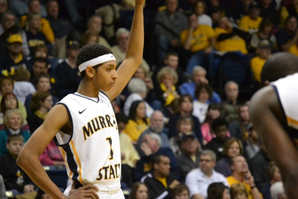 Cam Payne and the Racers have their sites set on something special. (ovcball.net)