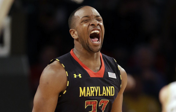 Dez Wells tallied 18 points as Maryland moved to 8-4 in conference play with their win Wednesday night over Indiana. (Getty)