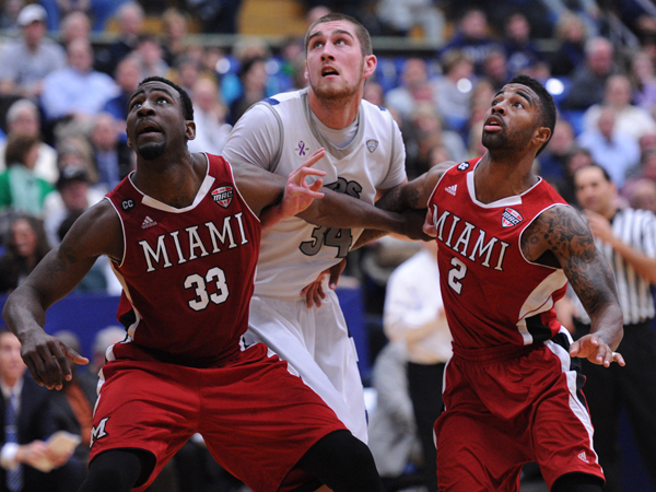 The RedHawks wreaked havoc in the MAC East last week. (GoZips.com)