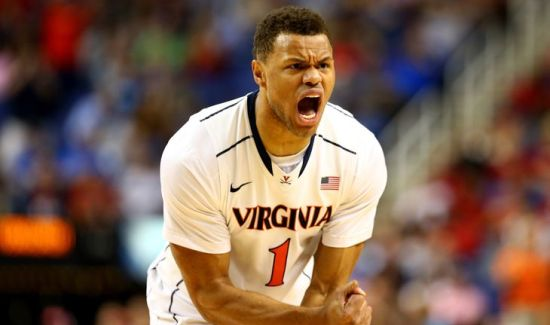 If Justin Anderson is 100%, Virginia got a very favorable draw. (Getty)