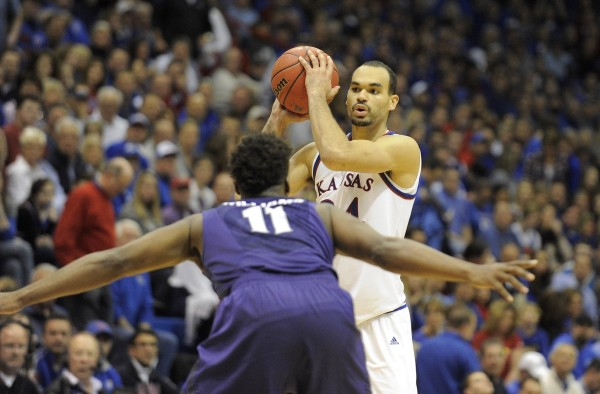 Amazingly, Perry Ellis is Only a Junior at Kansas (USA Today Images)