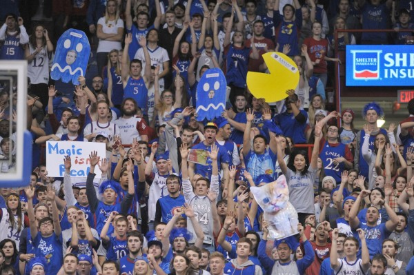 There's No Better Environment That Those in College Basketball (USA Sports Images)