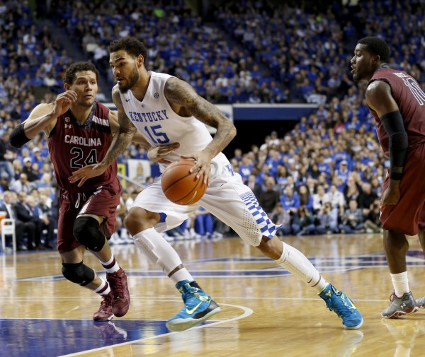 The Only Thing We Know For Certain is that Kentucky is Really Good (USA Today Images)