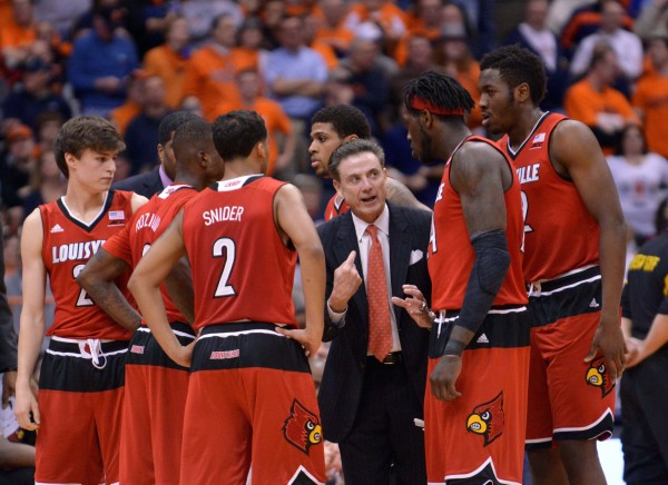 It's Tough to Doubt Pitino, But His Team Simply Cannot Score (USA Today Images)