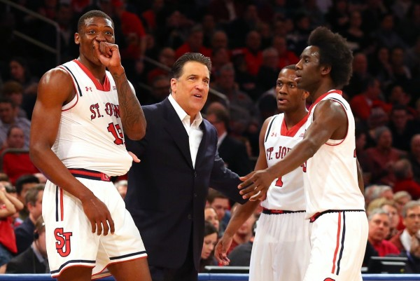 Steve Lavin's Group (USA Today Images)