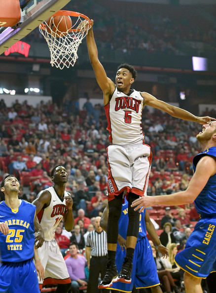Following Five Conference Losses Decided By Two Possessions Or Less, UNLV And Christian Wood Could Change Their Second Half Luck (Ethan Miller, Getty Images)