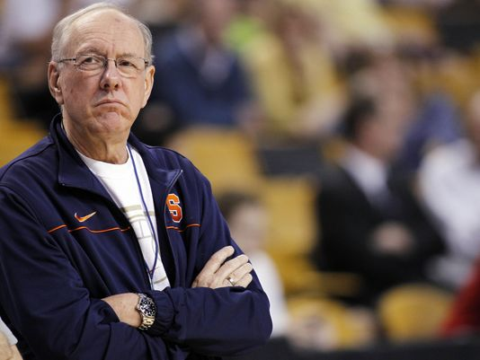 There Will Be No Postseason, ACC Tournament Included, For Jim Boeheim's Orange This Season