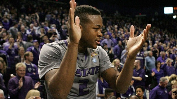 K-State's leading scorer, Marcus Foster was suspended Wednesday. (Scott Sewell/USA Today)
