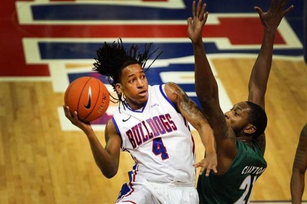 'Speedy' Smith and the Bulldogs sit atop Conference USA. (Tom Morris/latechsportspix.com)