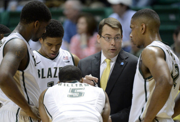 UAB will have semi-home court advantage this March. (Mark Almond/malmond@al.com)