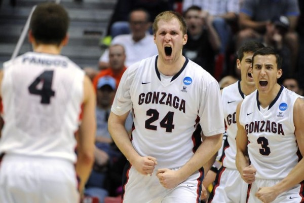 Gonzaga is #2 in The AP Poll And In The Mix For A #1 Seed in March