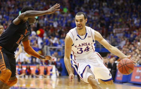 Perry Ellis outpaced a slew of worthy candidates to take RTC Big 12 POY honors.