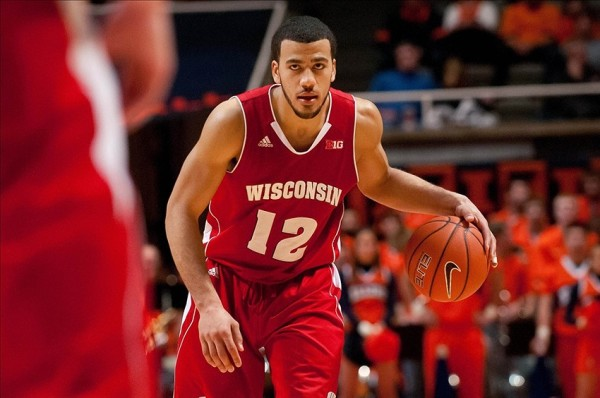 Traevon Jackson's confidence to take big shots during the final minutes of key games will be needed over the Sweet 16 weekend of Wisconsin.