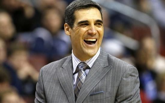 Jay Wright's crew leads an incredibly deep Big East conference this season. (Getty)