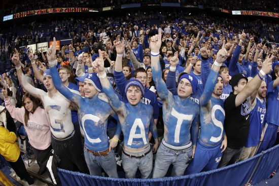The quest perfection begins Thursday for the UK faithful. (Kentucky Athletics)