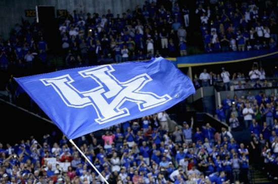 Even folks in the south would agree that Kentucky carries the flag of SEC basketball. But, the other four in the Big Dance have a great opportunity to add to the party. (Andy Lyons/Getty Images)