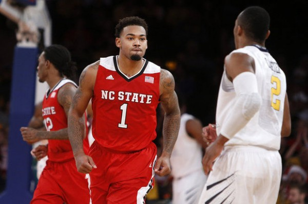 Don't forget about the Wolfpack. (AP Photo | Jason DeCrow)