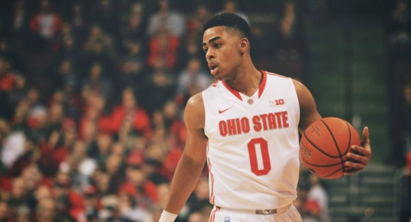 D'Angelo Russell And Ohio State Could Make A Run In Chicago This Week