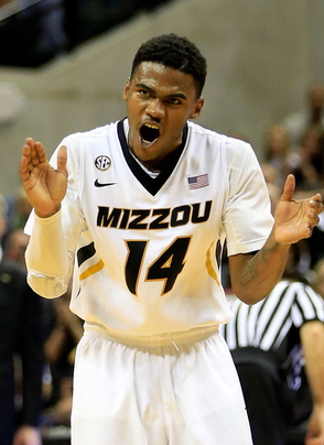 Keith Shamburger was a steady hand in a rocky season for Mizzou (zimbio.com).