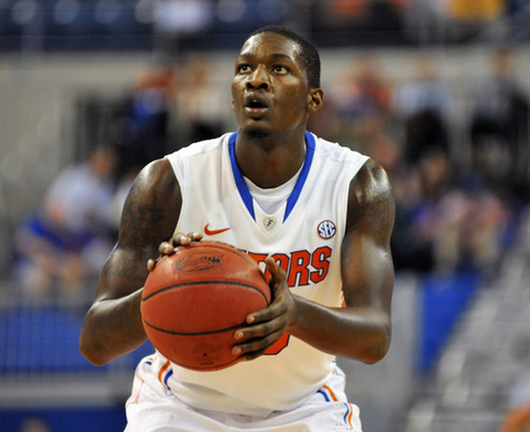Dorian Finney-Smith and Florida are hanging around in the race for the regular season title (zimbio.com).