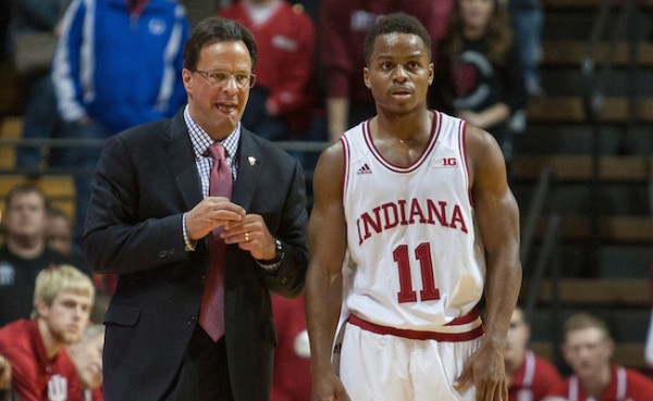 Tom Crean, Yogi Ferrell And The Rest Of The Hoosiers Will Take On Maryland Friday Night In A Game That Could Define Their Season