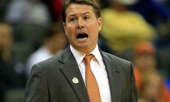Travis Ford and the Cowboys are (Getty)