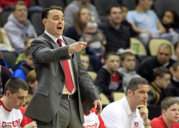 Archie Miller Once Again Has Dayton Peaking in March (USA Today Images)