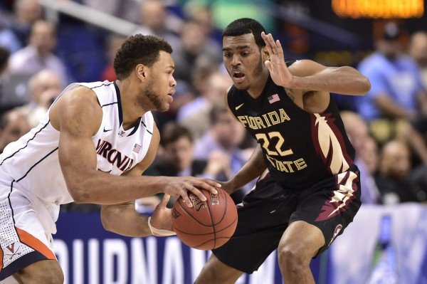 Virginia will need a healthy and productive Justin Anderson to make a deep NCAA Tournament run. (USA Today Images)