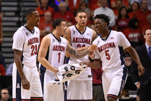 Arizona Wasn't Thrilled With This Season's Pac-12 Awards (USA Today Images)